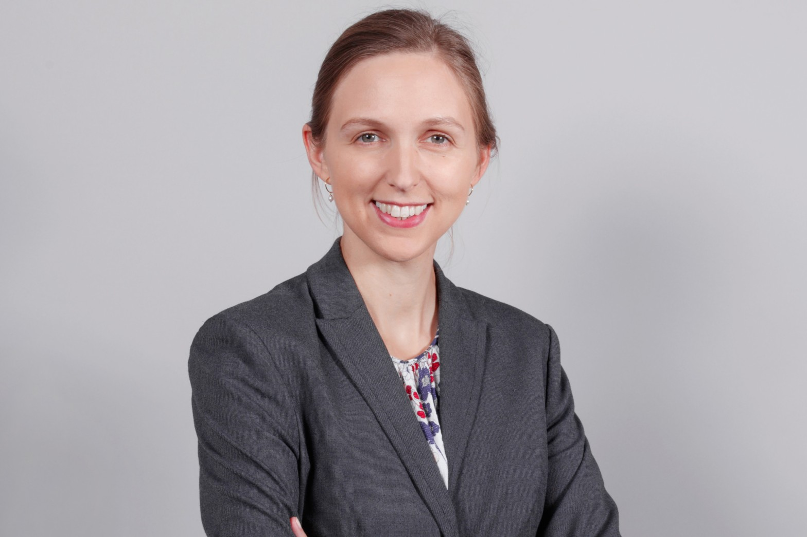 Portraitfoto von Christine Otte, China-Expertin von Germany Trade and Invest.